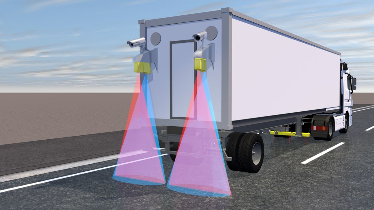 3d visualisation video of pavement management system