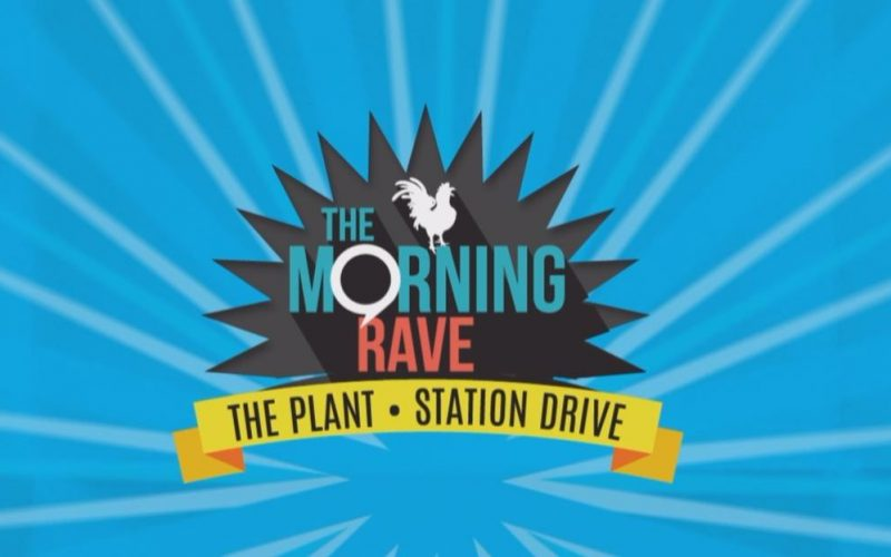 Morning Rave Logo Intro & Outro Animation