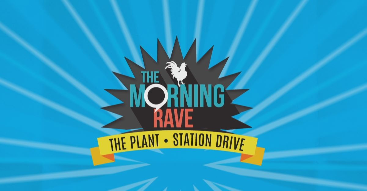Morning Rave Logo Reveal Intro Outro