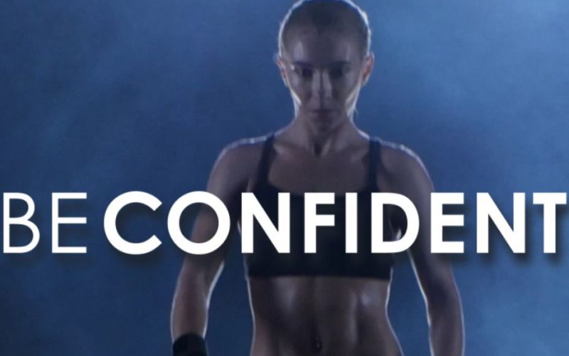 be confident with exercise app