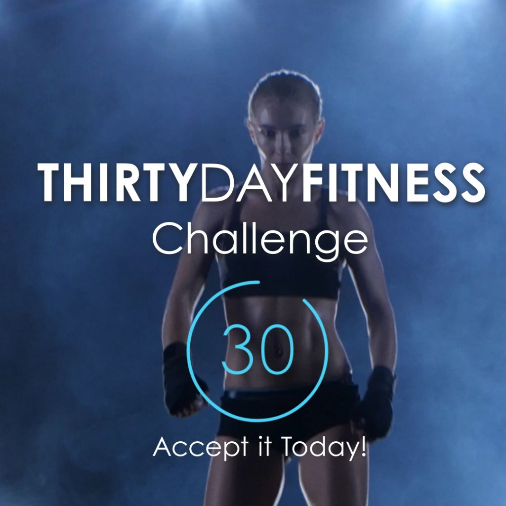 30 day fitness app Marketing Video